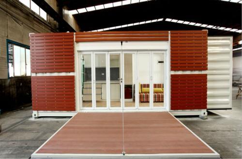 20ft showroom open space