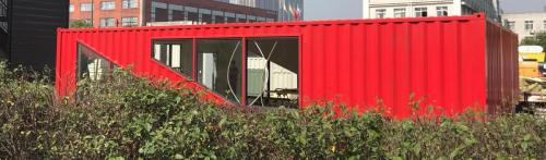 Red Container